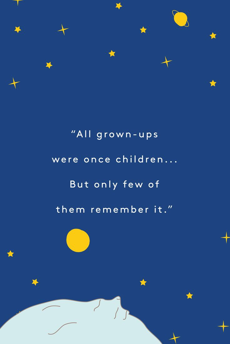Illustrated by Abbie Winters. #refinery29 http://www.refinery29.com/2016/08/118304/the-little-prince-quotes#slide-10