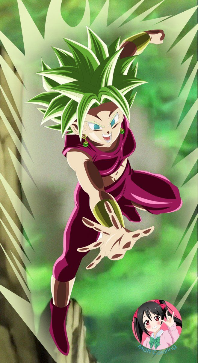 Kefla Ssj Dragon Ball Super By Mattcoloring By Mattcoloring Deviantart Com On Deviantart Anime Dragon Ball Super Dragon Ball Super Dragon Ball Art