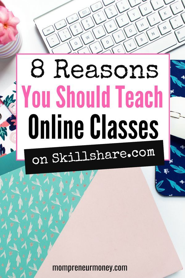 reasons to take online classes