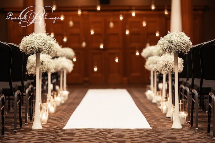 Wedding Decor Toronto Rachel A. Clingen Wedding & Event Design - 4/22 - Stylish wedding decor and flowers for Toronto