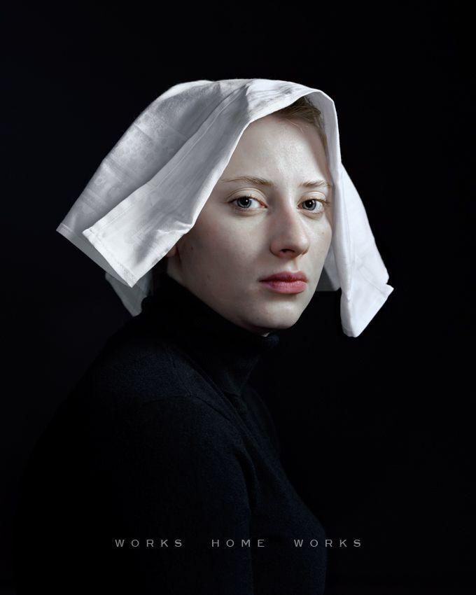 Napkin - Hendrik Kerstens Painter...I´m sorry Photographer (...my mistake!)
