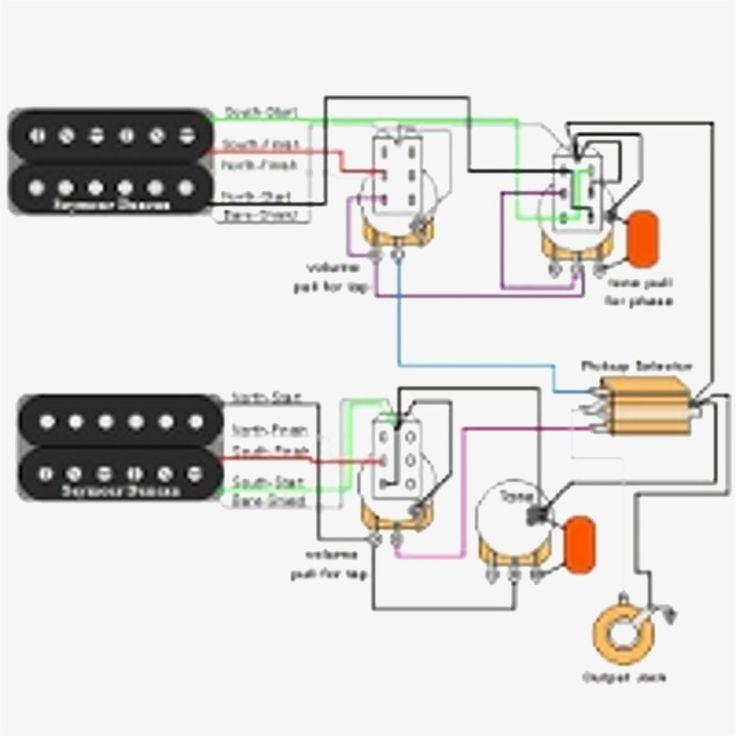 Guitar Wiring Diagrams