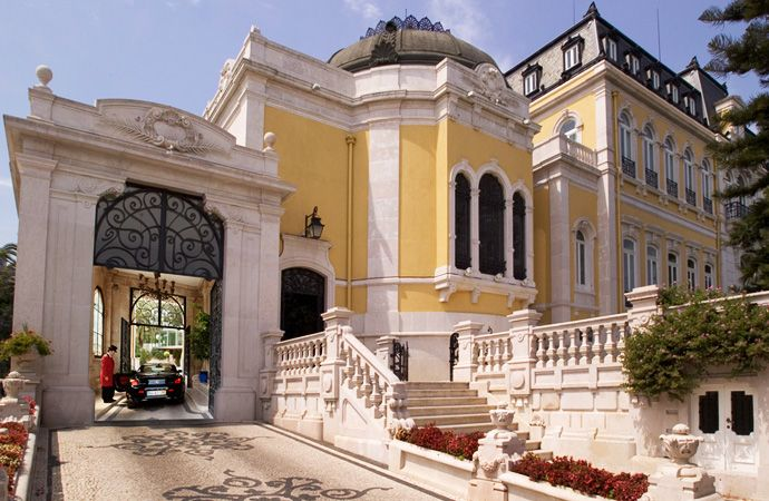 Pestana Palace Hotel & National Monument | Hotel em Lisboa | Portugal