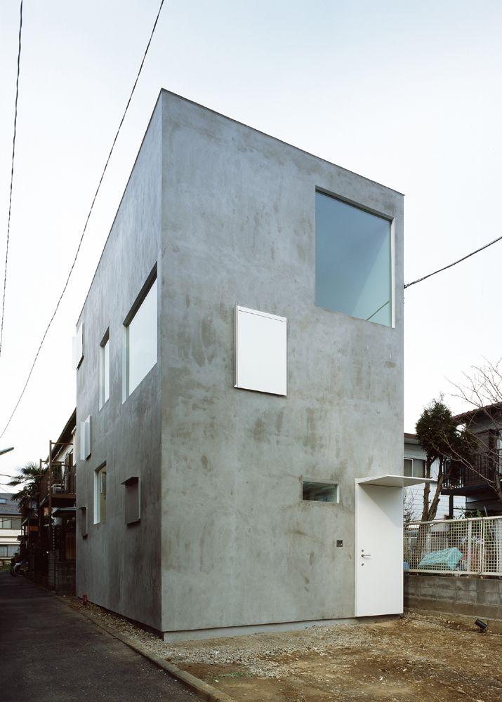 21 besten facade bilder auf pinterest moderne for Modernes tiny haus