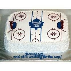 Toronto Maple Leafs Cake picture 28035