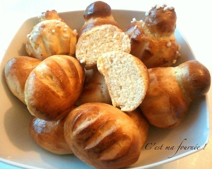 1000 id es sur le th me pain blanc fait maison sur pinterest pain recettes de pain blanc et - Pain au lait companion ...