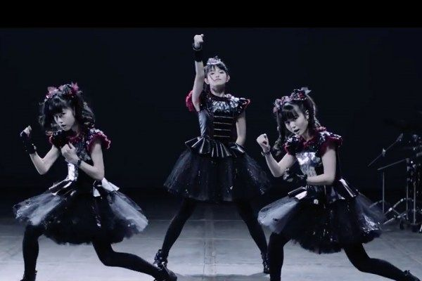 BabyMetal have unveiled a new album trailer for 'Metal Resistance,' which features a bit of their new single 'Karate.' Watch here.