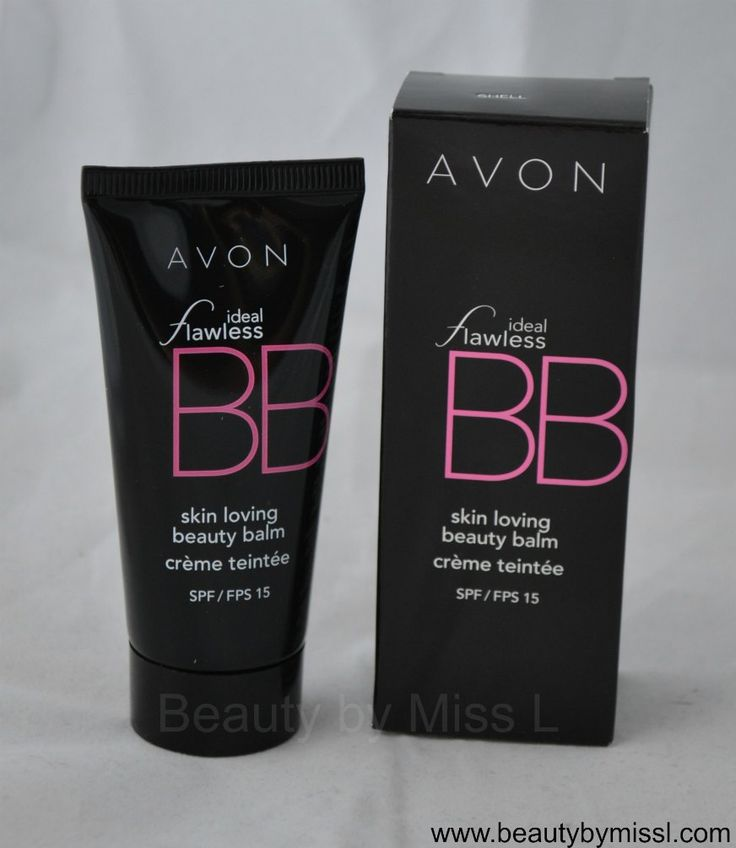 Avon Ideal Flawless Skin Loving Beauty Balm in Shell review and swatches. via @beautybymissl  #review #swatches #beauty #bbcream