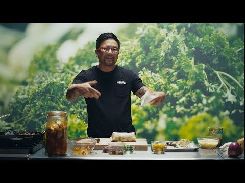 "Google Glass Explorer Story: Roy Choi. ""I'm Roy Choi, culture clasher, food philosopher, straight mother****ing G, and Glass Explorer."" LOVE Roy Choi :) Kogi Trucks, LA Son"