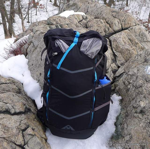 09c0f1143282 The Boreas Gear Buttermilks 55 is a  lightweight  backpack suitable for  weekend or multi