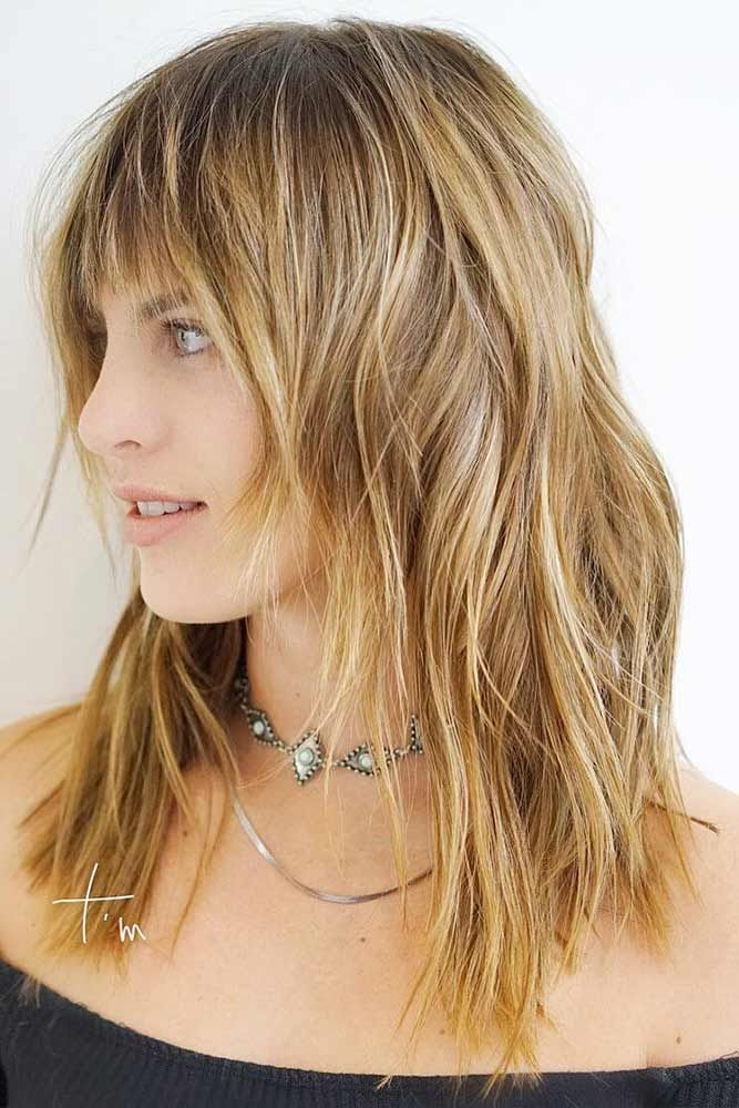 18 Ideas With Edge For A Long Bob Haircut With Bangs