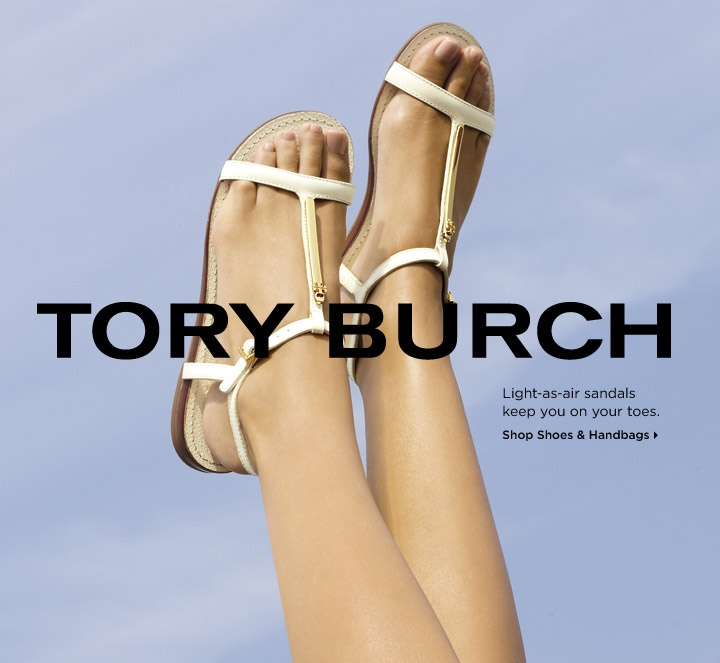 Saks Tory Burch Shoe Sale
