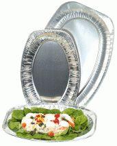 Cateringschalen Alu #Aluminium #wegwerp #serveerschalen #ovenschalen #cateringschalen