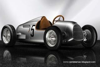 Audi Union Type C (1936)