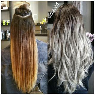 Ash Brown Balayage Ombre Google Search Hair