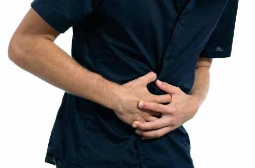 Síntomas de la colitis nerviosa, Inflamación del colon, Síndrome de intestino irritable
