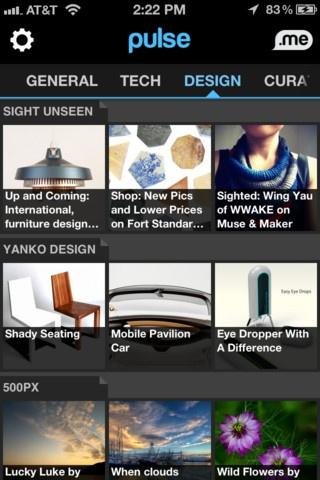 PulseIphone App, Useable App, App Mania, Pulse, 500 000 App, Linkedin Pul