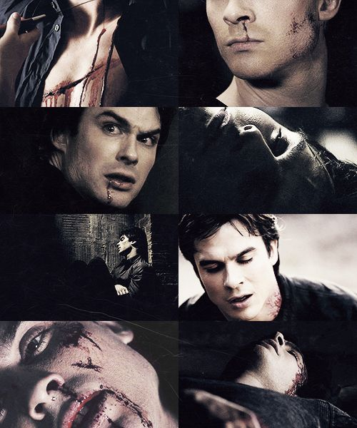 Image de damon salvatore, ian somerhalder, and tvd