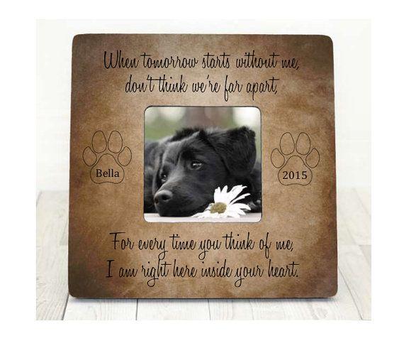 Pet Loss Memorial Pet Sympathy Gift Dog Cat by BrandonScottAD