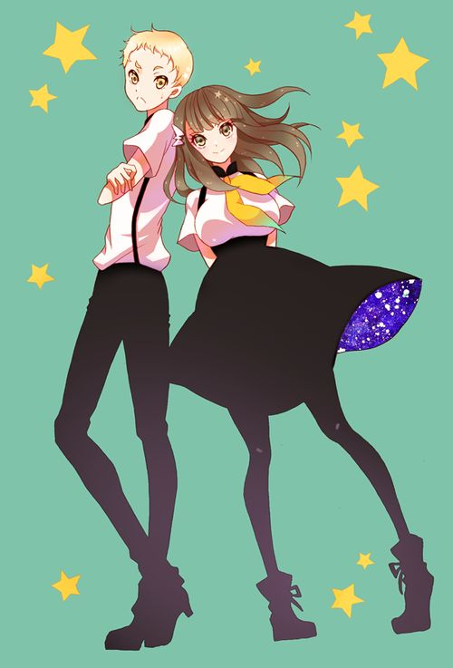 Gatchaman Crowds  One of my favorite anime of 2013.