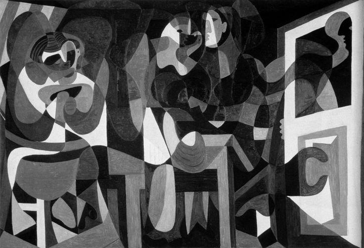 The Milliner's Workshop.  Pablo Picasso, 1926