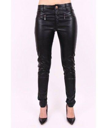 Kožené nohavice N1260
