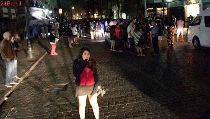 Novo terremoto causou pânico | Lembrança do tremor de 1985 elevou tensão entre mexicanos: 'Corram'