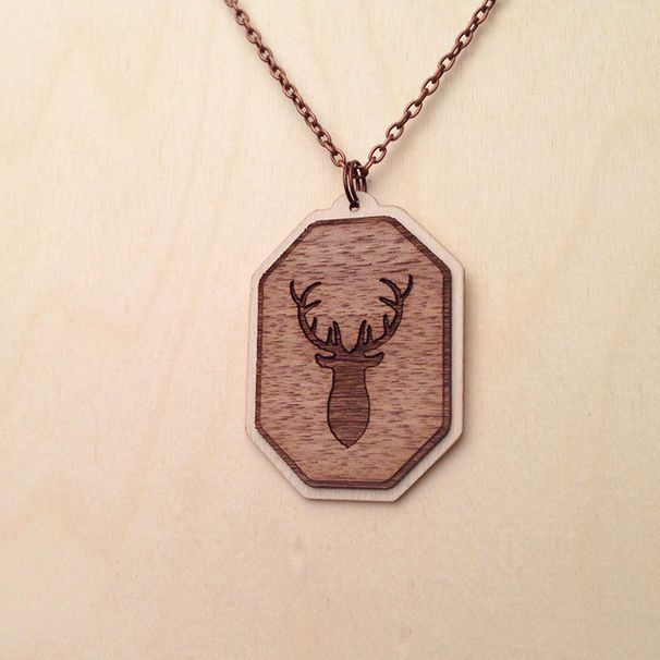 Woodland jewellery.  http://shop.yalo.fi/search/?q=woodland