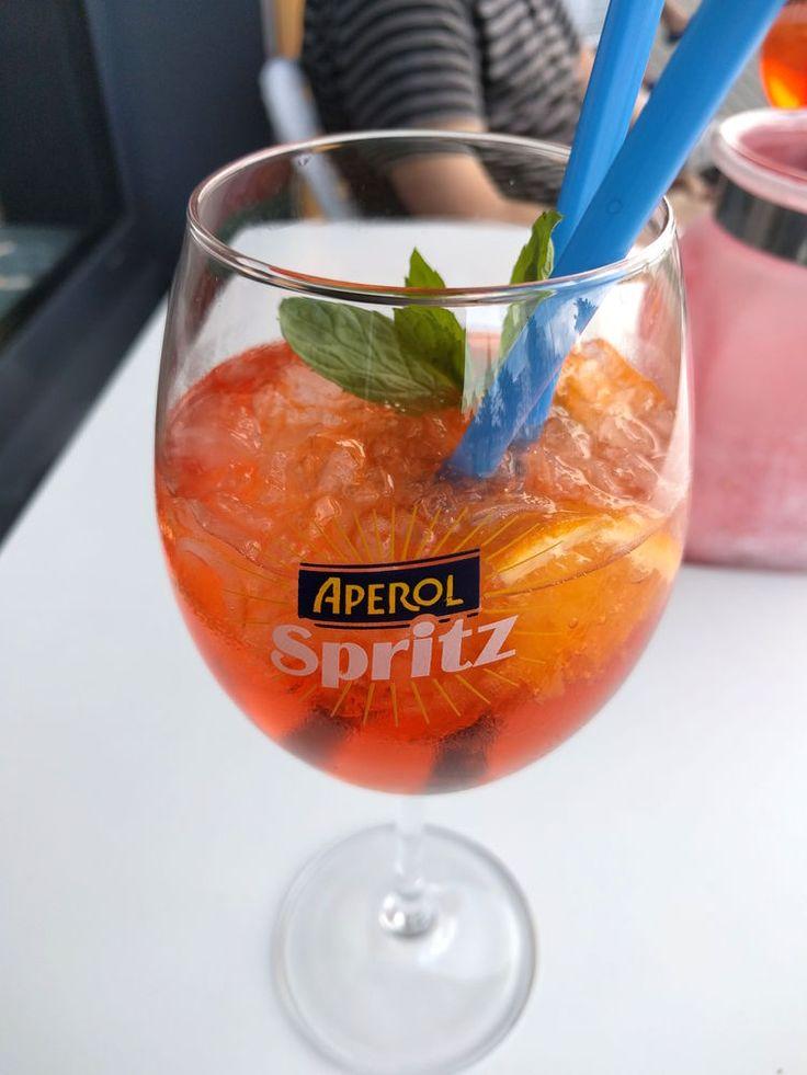 Aperol Spritz - włoski drink