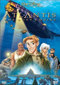 Atlantis: The Lost Empire and more on the list of the best Disney animated movies by year