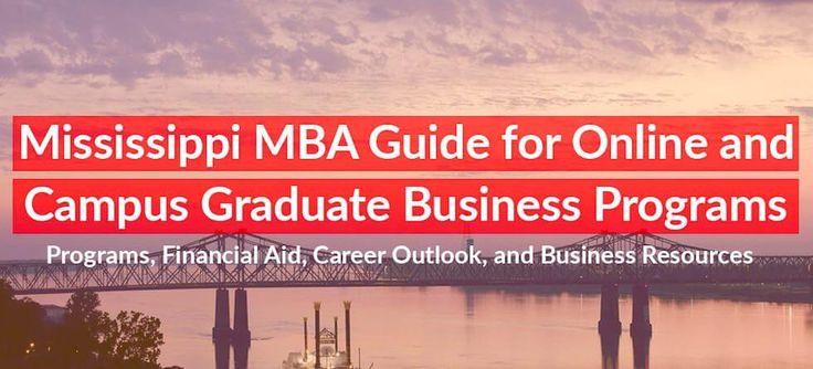 Mississippi MBA Online