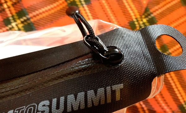 sea to summit pouch