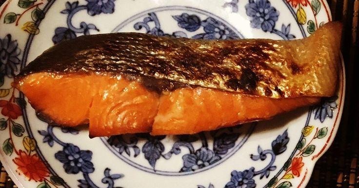 大戸屋で食べた鯛の醤油麹焼きが美味しく自宅で再現。鮭でも美味しく、切り身の白身魚なら何でも合うと思います。