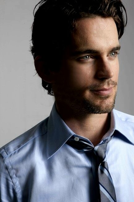 Matt Bomer - I don't care if he is gay. He is gorgeous!