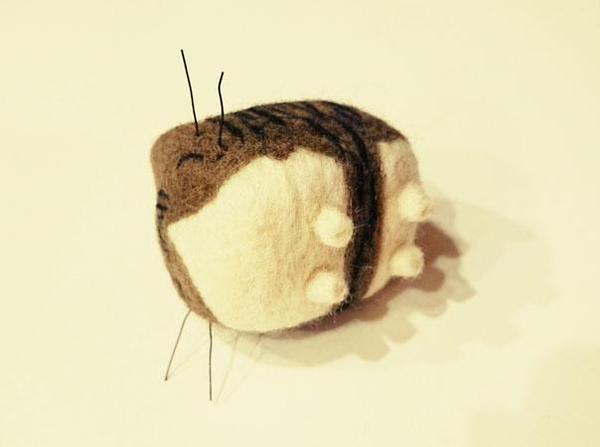 Woonya: позитивные котики от Hayasaka Nobuya - Ярмарка Мастеров - ручная работа, handmade