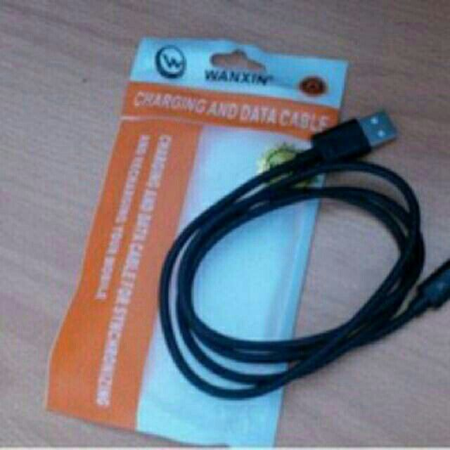 Saya menjual Kabel data wansin micro seharga Rp18.000. Dapatkan produk ini hanya di Shopee! https://shopee.co.id/asia_acc83/15309312 #ShopeeID