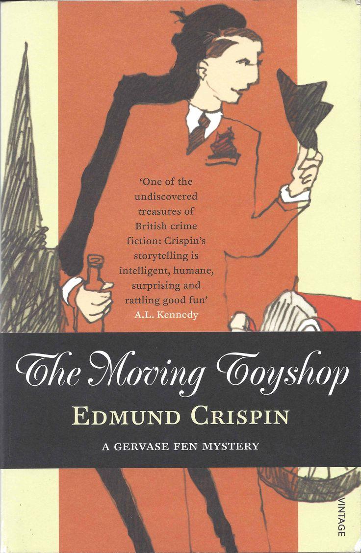 The Moving Toyshop  Edmund Crispin