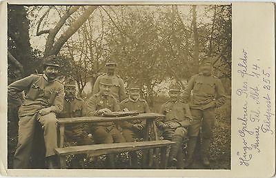 Austrian WW1 Soldiers 1916 Photograph (F13)