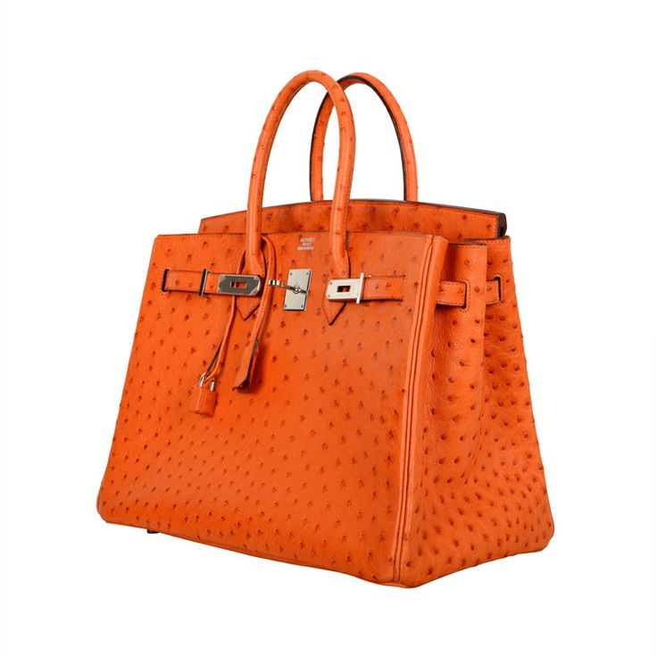 Hermes Birkin Ghillies Bag 35cm Sanguine / Toile Ghillies MustC ...