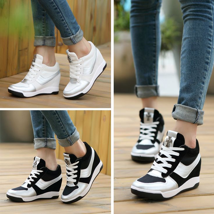 Buying New Womens National Standard Glitter High-Top Sneakers The Cheapest
