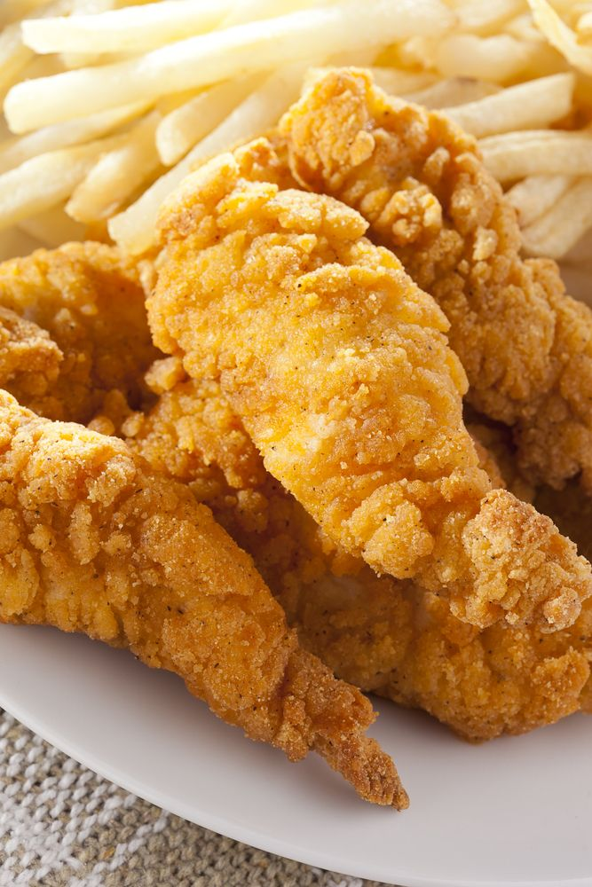 Easy Chicken Tenders Recipe And Dinner Menu Chicken