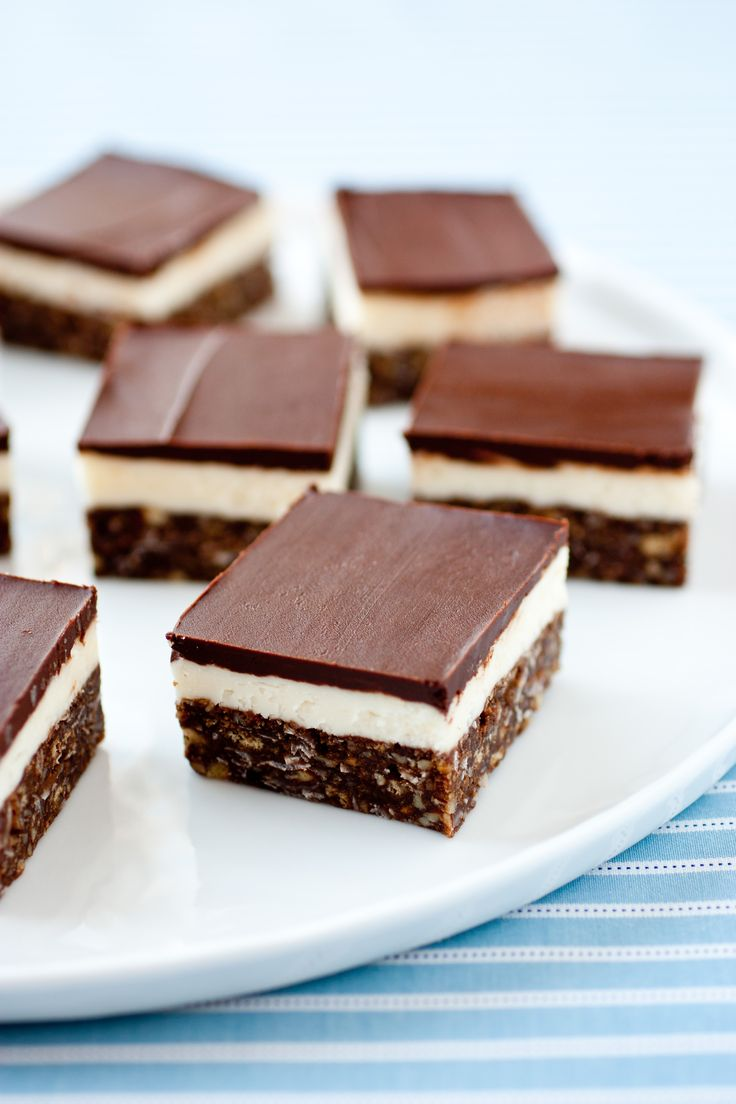 With this being my very first experience, both making and eating Nanaimo Bars, I'm here to tell you not only are they so simple to make but they taste unbe