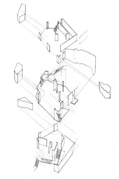 78 best images about exploded axonometric