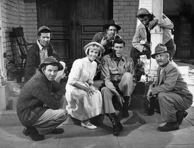 The Darlings from The Andy Griffith Show.  (The Dillards in real life)