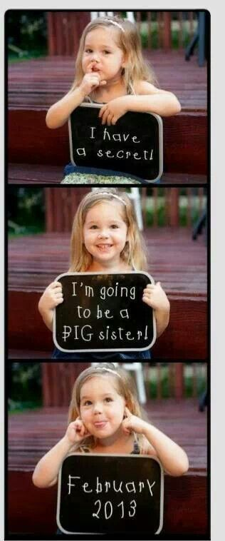 Best 25+ Second child announcement ideas on Pinterest