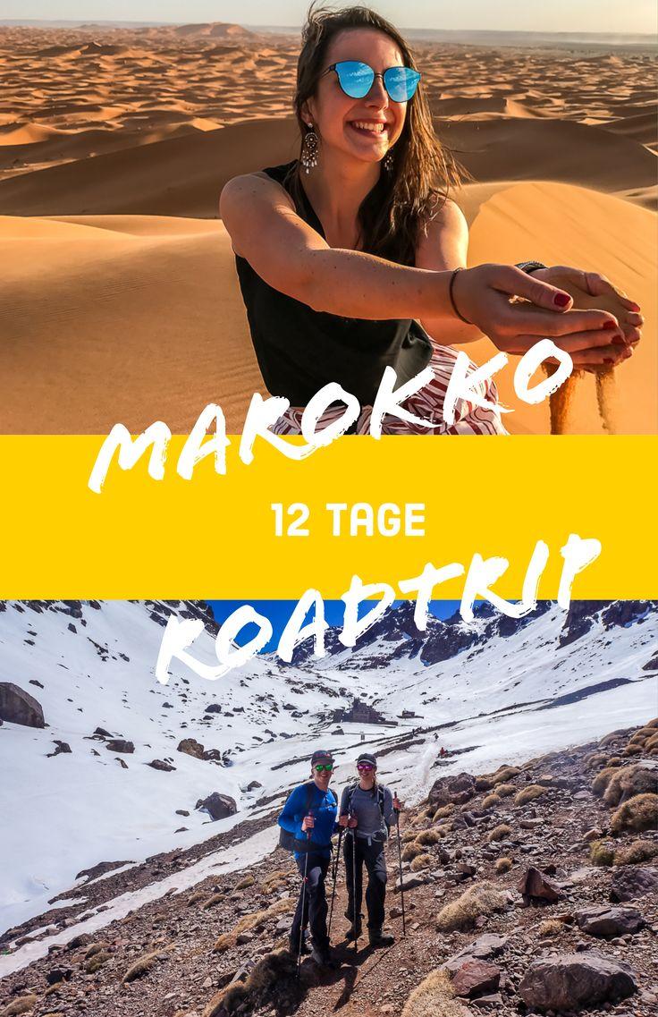 Marokko – Unser 2-Wochen-Roadtrip (12 Tage
