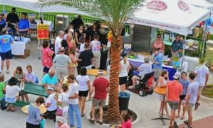 Groupon - Admission for Two or Four to A Taste of St. Augustine on April 23 (Up to 50% Off) in St. Augustine Ampitheatre. Groupon deal price: $6