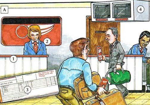 Havaalanı, uçak, uçuş, bekleme, bilet