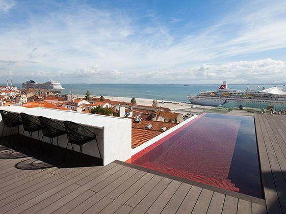 Memmo Alfama Lisbon, Portugal - Boutique Hotel