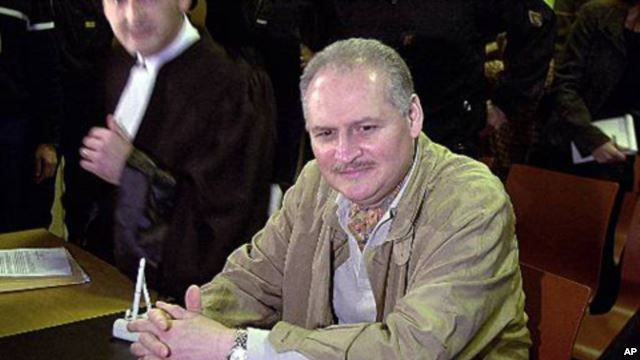 Carlos the Jackal to go on trial in France for 1974 murder